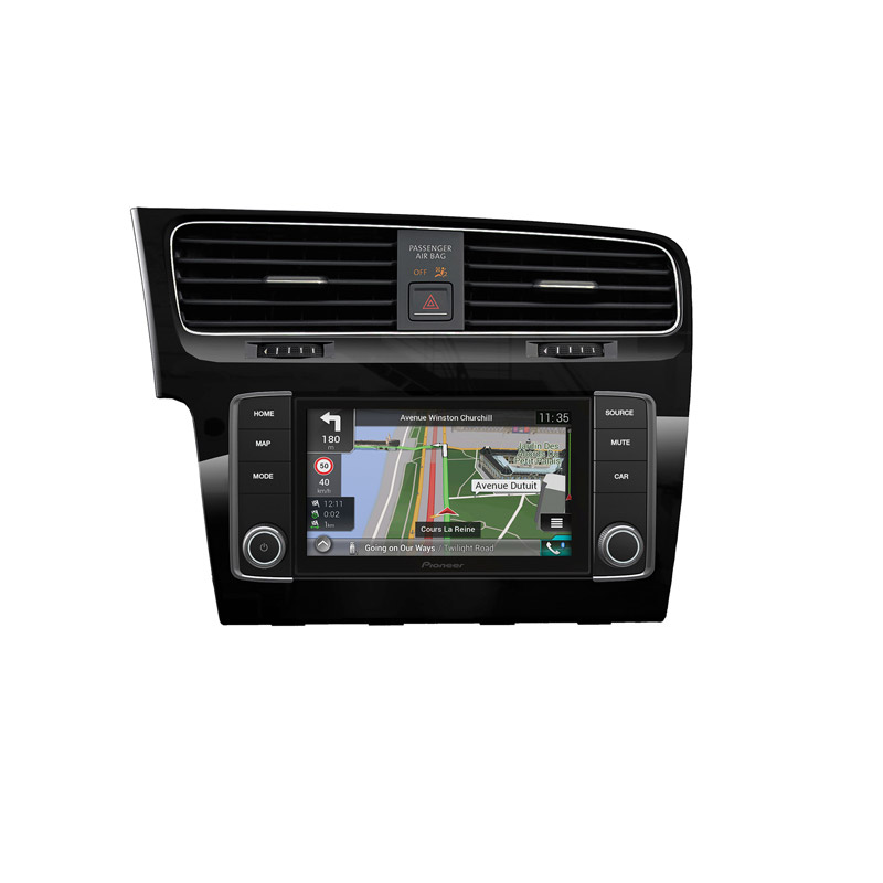 pioneer avic evo1 g71 qyi vw golf 7 acr reijnders helmond. Black Bedroom Furniture Sets. Home Design Ideas