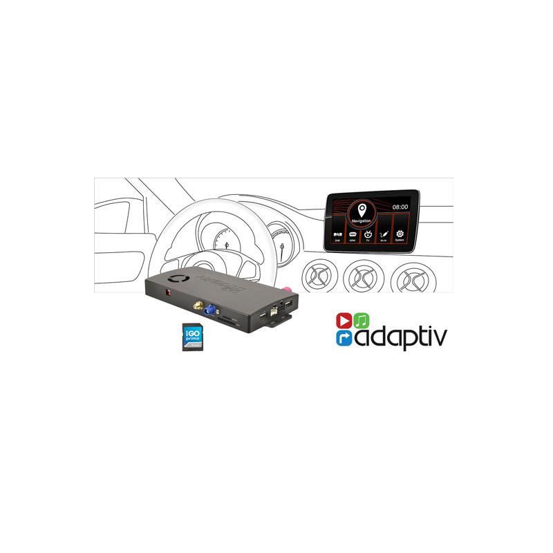 Adaptiv ADV-MB1 Mercedes Navigatie-0