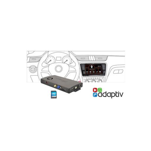 Adaptiv ADV-MIBSK Skoda Navigatie-0