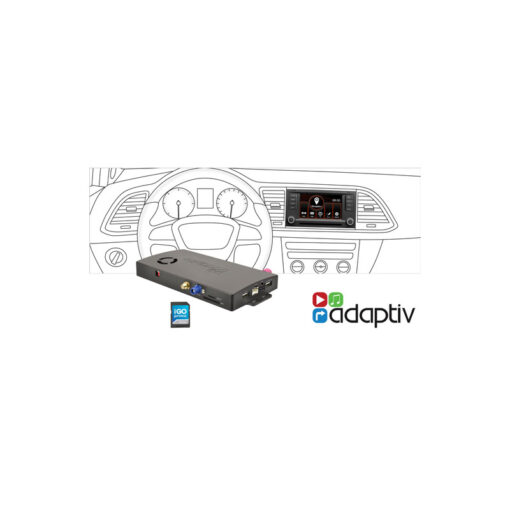 Adaptive Seat Navigatie upgrade