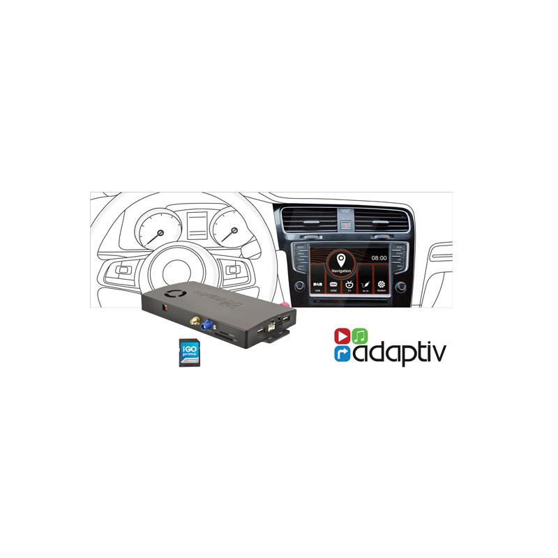 Adaptiv ADV-MIBVW Volkswagen Navigatie-0