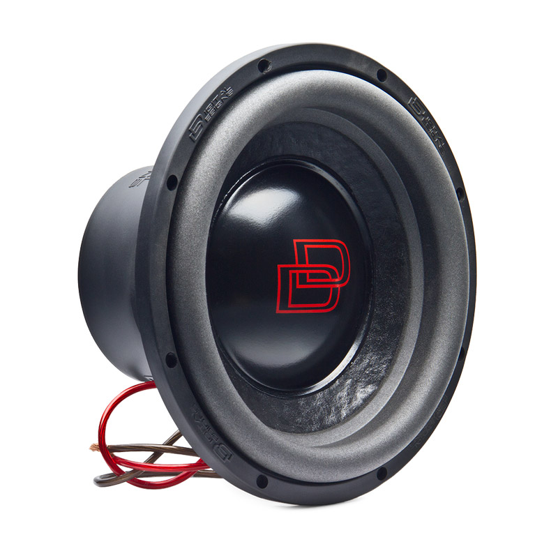 Digital Designs Audio DD2510 DD audio Power Tuned car auto subwoofer