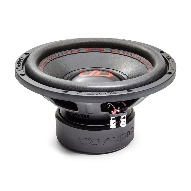 Digital Designs Audio DD608 subwoofer auto hifi caraudio