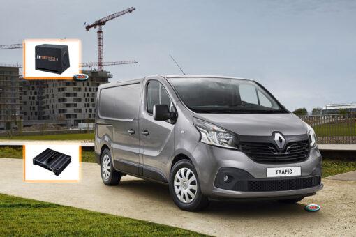 Renault Trafic X82 Audio Muziek Upgrade