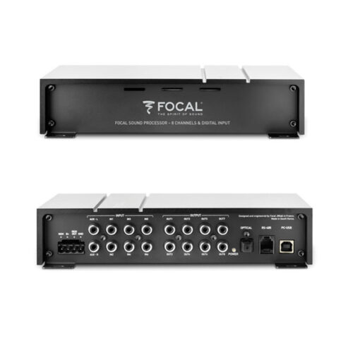 Focal FSP-8 dsp connections