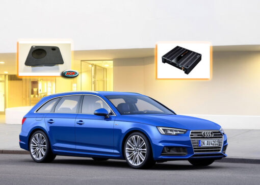 Audio Upgrade Audi A4 B9 B8