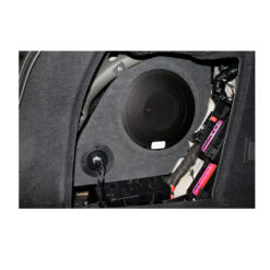 Audi A4 custom fit subwoofer