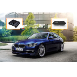 BMW 3-serie F30 Basic Audio Upgrade