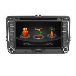 Zenec Z-E2026 navigatie VW Seat Skoda