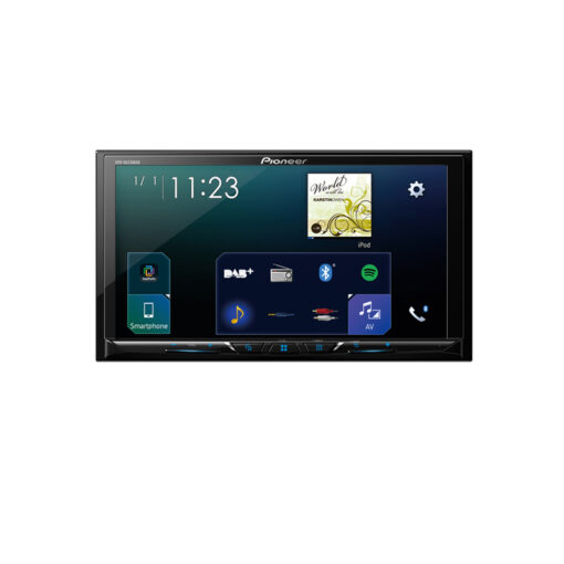 Pioneer SPH-DA230DAB appradio carplay android auto