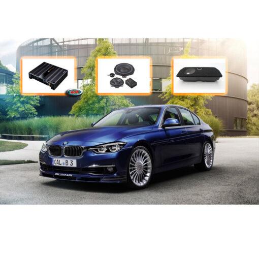 BMW 3-serie F30 Advanced Audio Upgrade