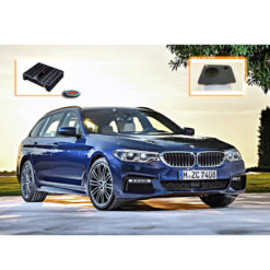 BMW 5-serie Touring F11 Basic Audio Upgrade stereo