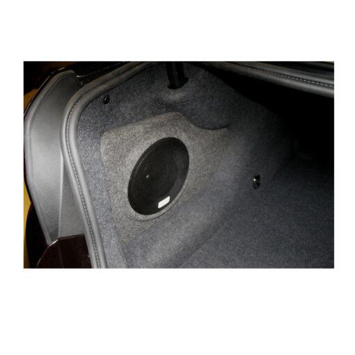 BMW F10 custom fit subwoofer Upgrade