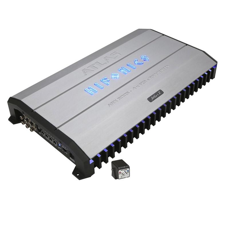 Hifonics ARX5005 caraudio versterkers auto hifi stereo installatie geluid