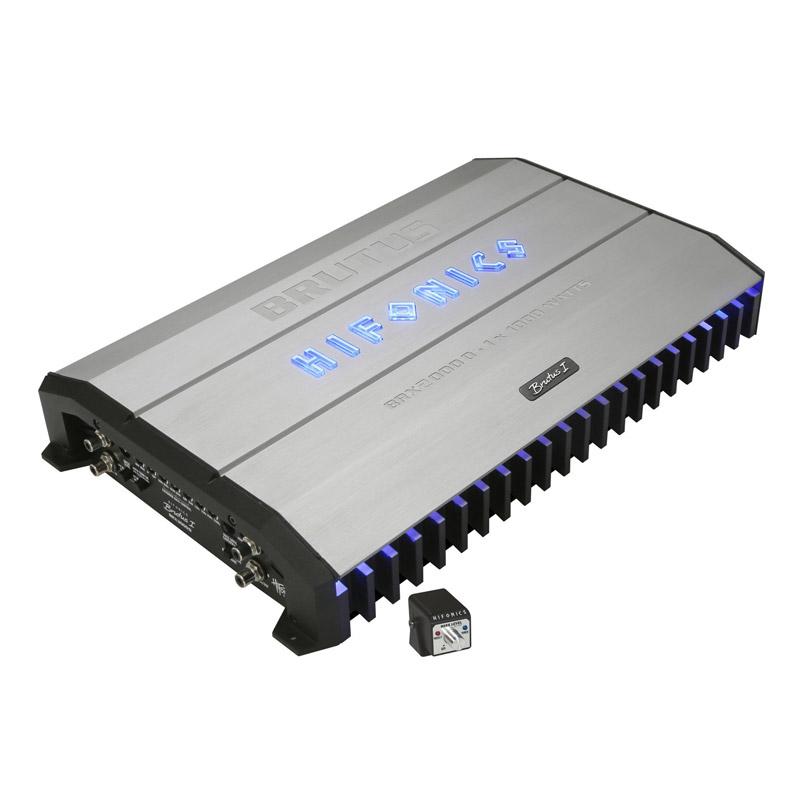 HiFonics BRX2000D versterker auto caraudio autohifi