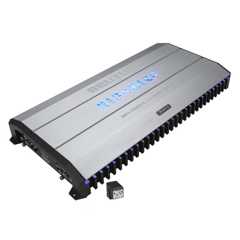 HiFonics BRX4000D monoblock versterker auto