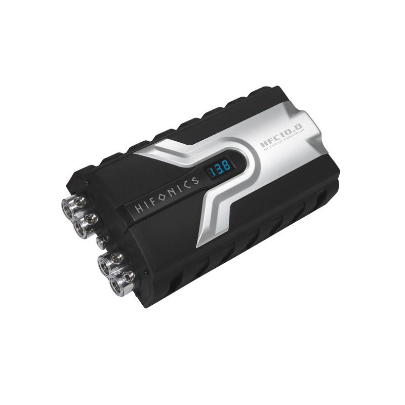 Hifonics HFC10.0 condensator powercap elco auto caraudio 10 farad