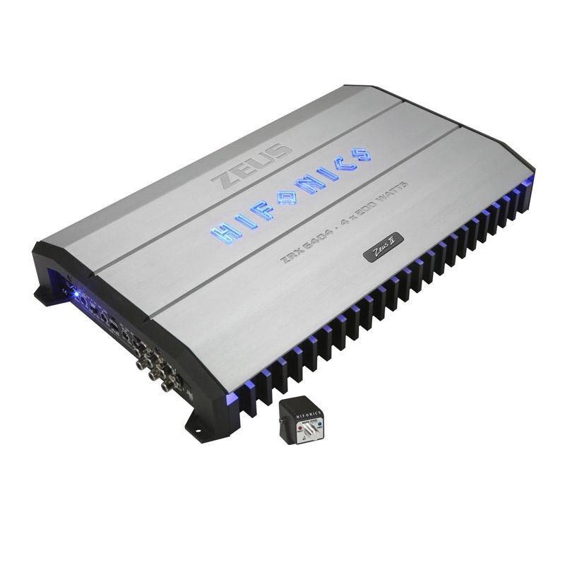 Hifonics ZRX6404 caraudio autohifi carhifi auto installatie