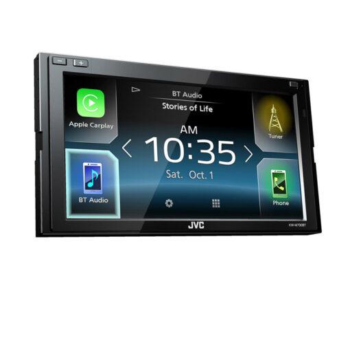 JVC KW-M730BT 2din autoradio carplay android auto