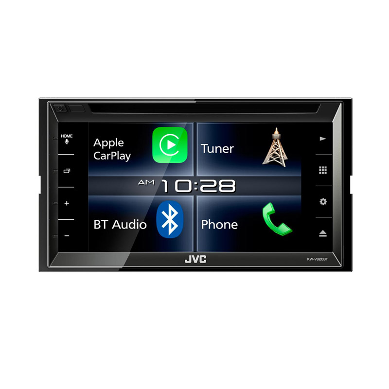 JVC KW-V820BTE carplay auotradio 2din