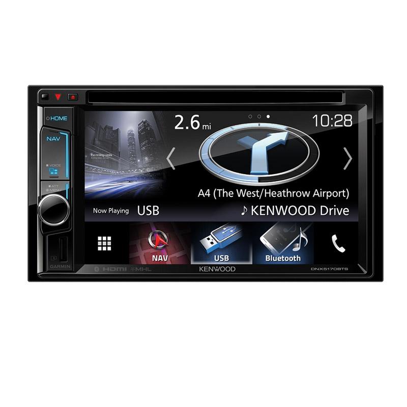 Kenwood DNX5170BTS navigatie