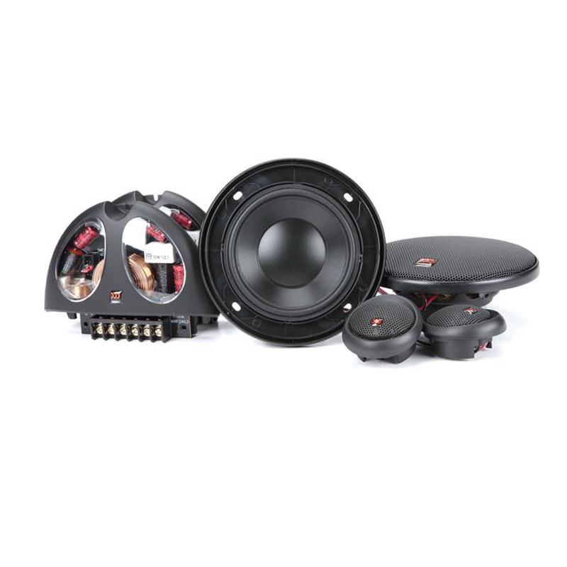 Morel Hybrid 402 10cm composet auto speakers luidsprekers