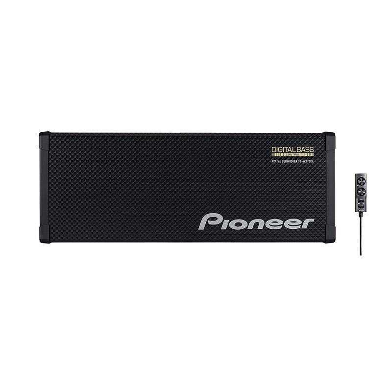 Pioneer TS-WX70DA actieve platte subwoofer auto
