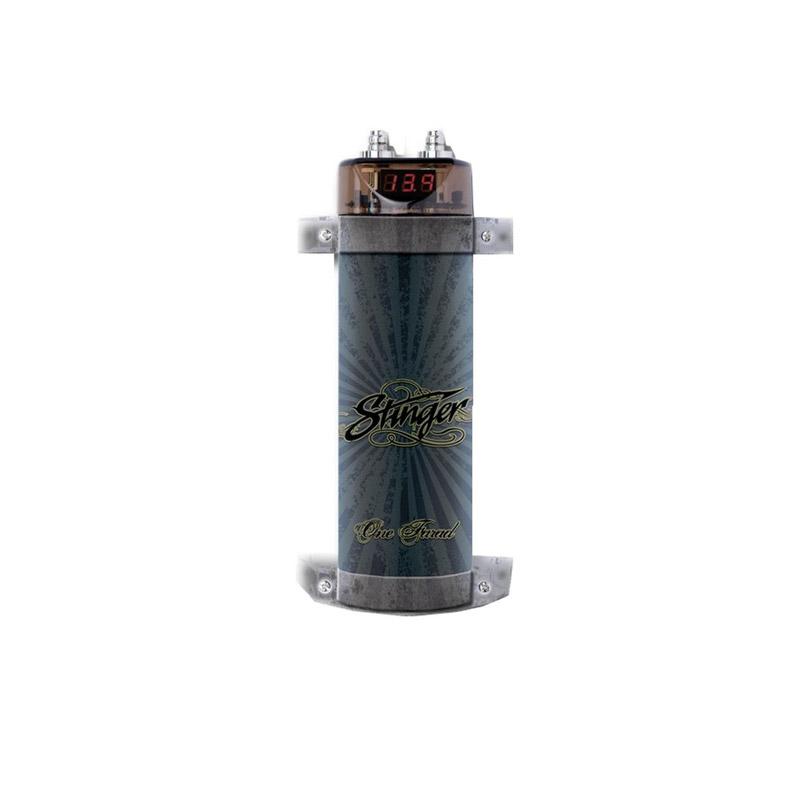 Stinger Electronics SPC111 condensator powercap