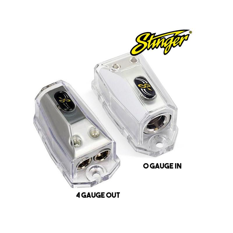 Stinger SHD20 caraudio accessoires