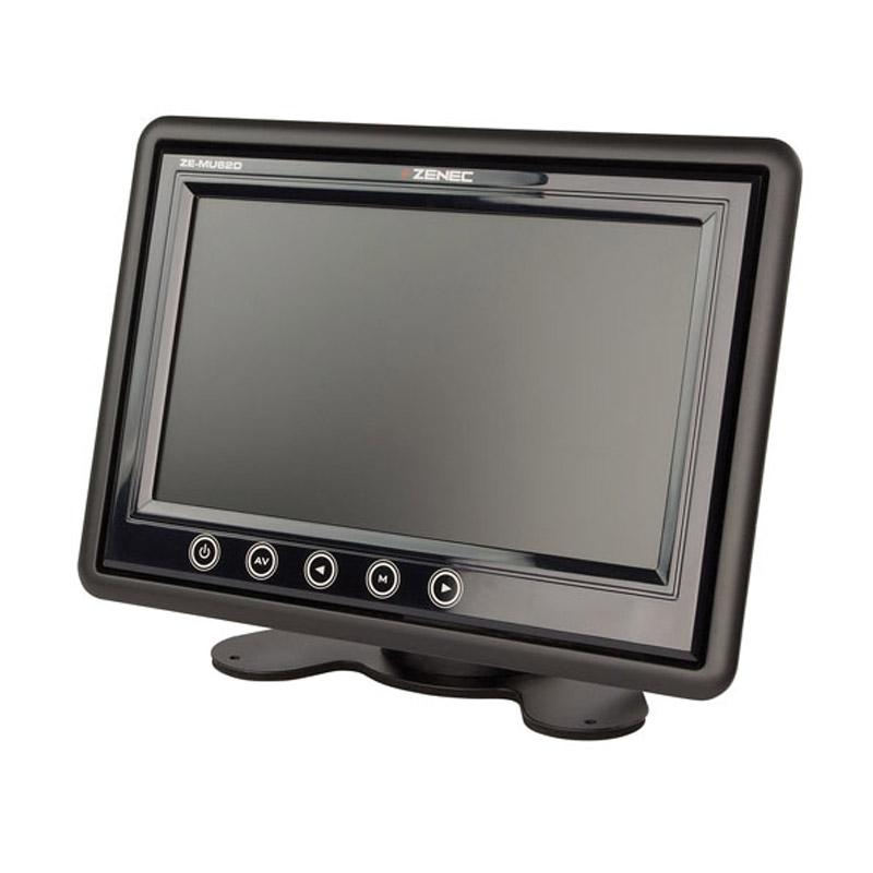 Zenec ZE-MU62D LCD TFT beeldscherm monitor auto