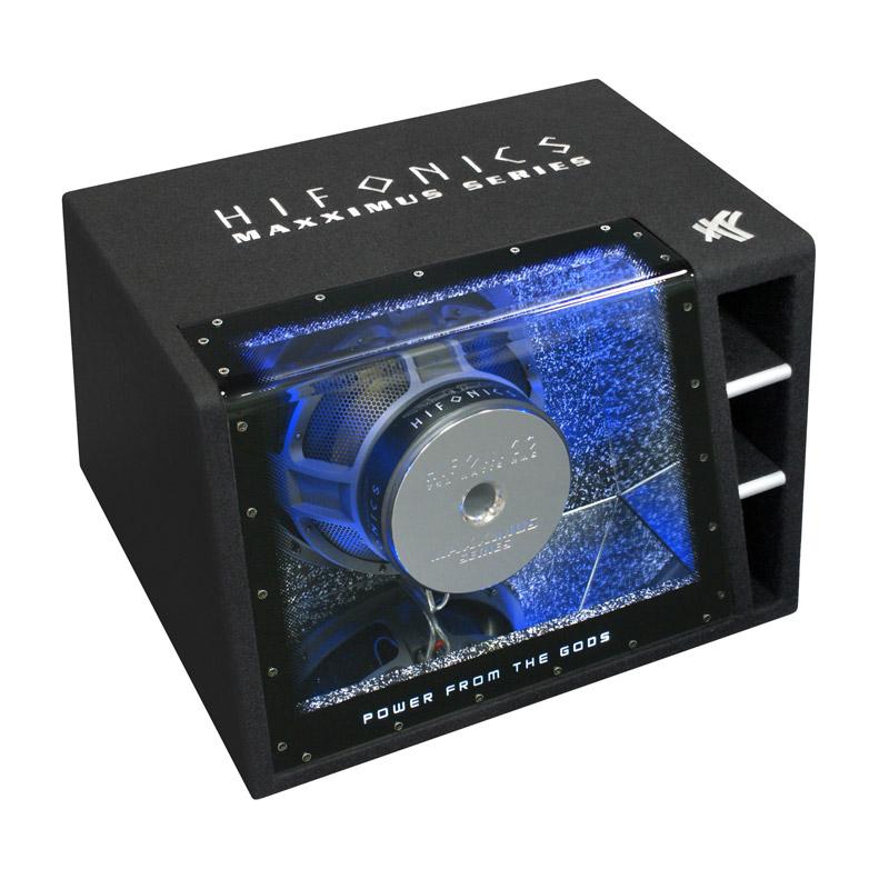 Hifonics MXT12BP subwoofer box auto