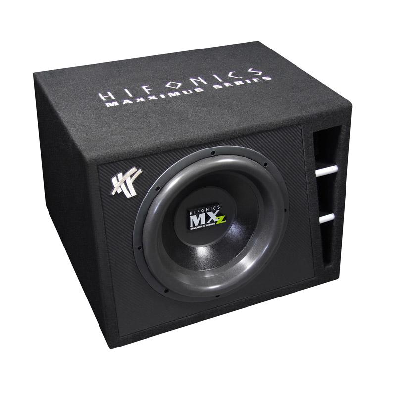 Hifonics MXZ12R subwoofer caraudio auto