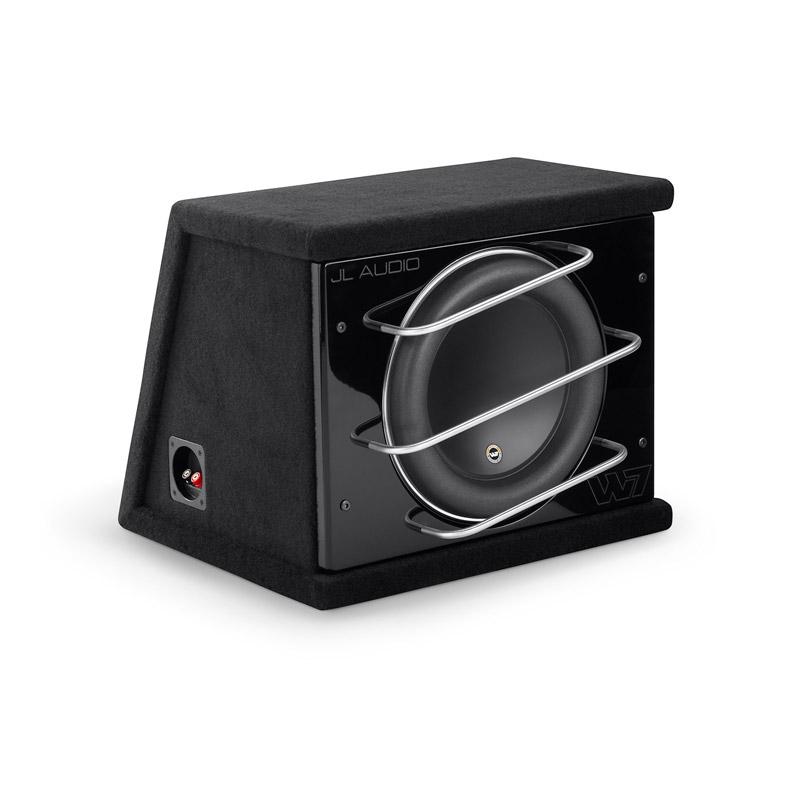 JL Audio CLS112RG-W7AE sound quality subwoofer caraudio auto