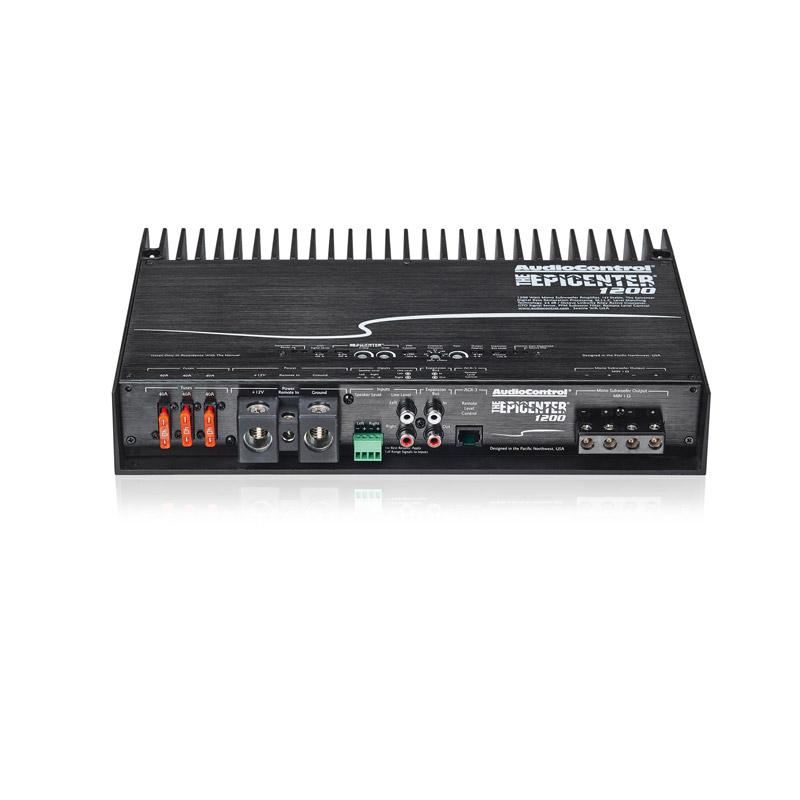 Audiocontrol Epicenter 1200 caraudio amp monoblock
