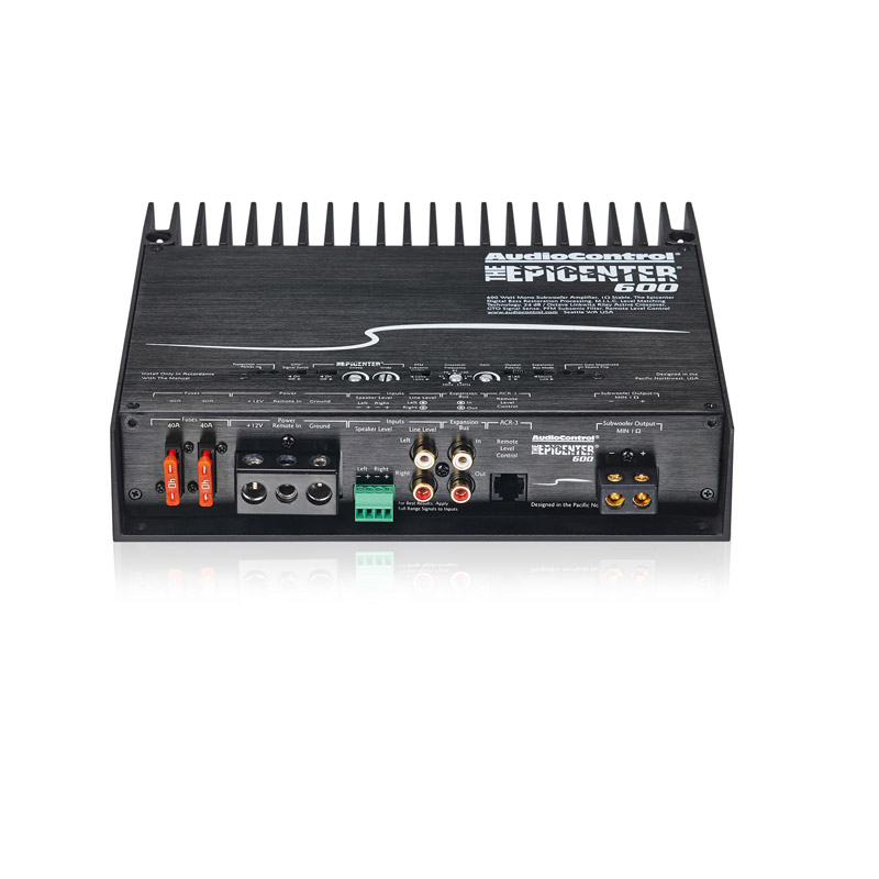 Audiocontrol Epicenter 600