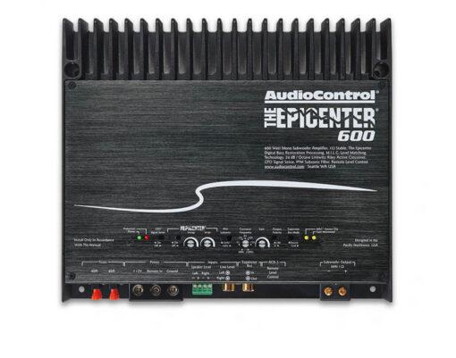 Audiocontrol Epicenter 600 caraudio mono versterker monoblock