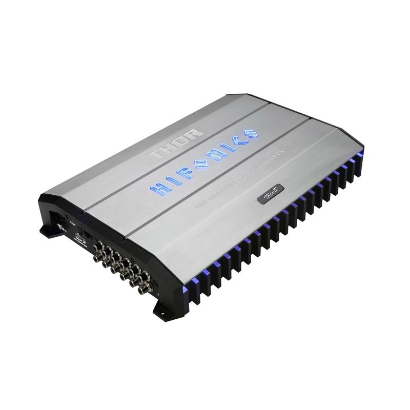 Hifonics TRX4004DSP versterker auto caraudio dsp