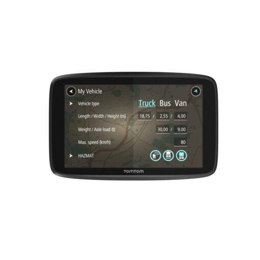 TomTom GO Professional 6250 EU vrachtwagen navigatie