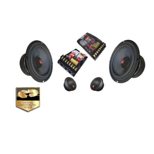 CDT Audio ES42i Eurosport Gold speakers