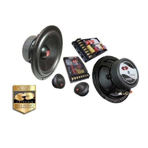 CDT Audio ES62i Eurosport Gold speakers