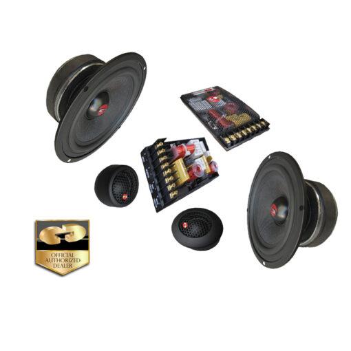 CDT Audio HD42 speakers auto