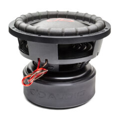 Digital Designs DD9912 D0.5 ESP propper droppers subwoofer DD Audio SPL
