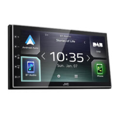 JVC KW-M745DBT autoradio carplay android auto
