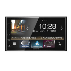 Kenwood DMX7018DABS carplay android autoradio