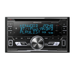 Kenwood DPX-5100BT autoradio 2din bluetooth