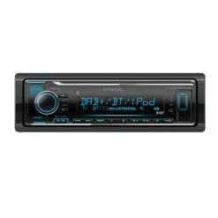 Kenwood KMM-BT504DAB autoradio zonder CD