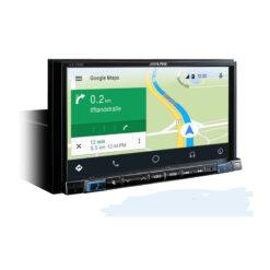 Alpine iLX-702D Android Auto