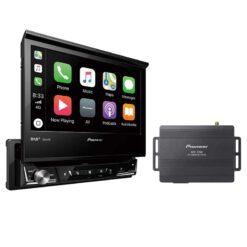 Pioneer AVH-Z7100DAB-NAV 1din navigatie klapscherm