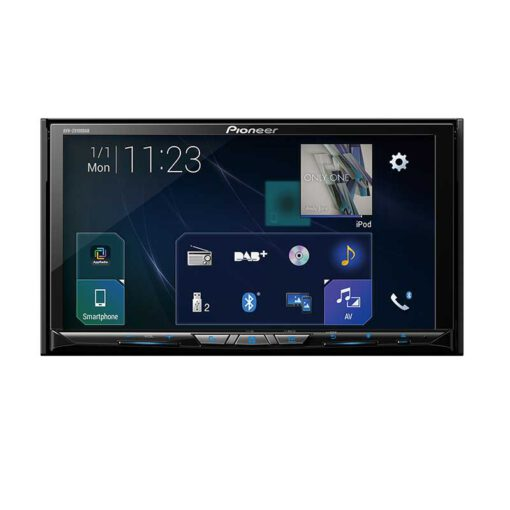 Pioneer AVH-Z9100DAB autoradio apple carplay android auto