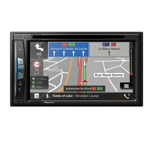 Pioneer AVIC-Z610BT navigatie auto apple carplay
